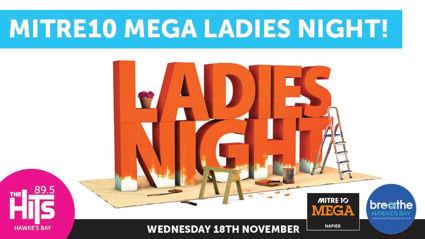Mitre 10 Mega Ladies Night 2021