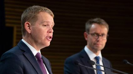 Covid-19 Chris Hipkins give update on mystery Auckland case
