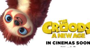 Meet Belt from The Croods: A New Age