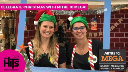 Celebrate Christmas with Mitre 10 MEGA!