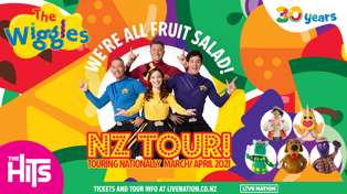 The Hits Presents: The Wiggles 2021 New Zealand Tour