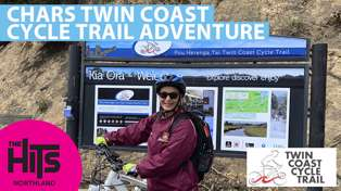 Char's Twin Coast Cycle Trail Adventure