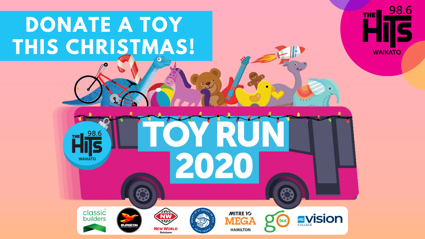 THE HITS TOY RUN 2020