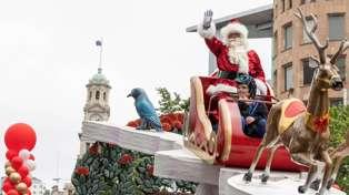 The 2020 Farmers Santa Parade