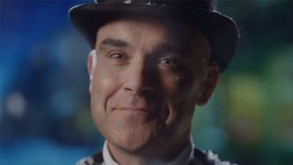 Robbie Williams releases hilarious new coronavirus-themed Christmas song