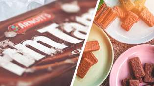It turns a limited-edition Tim Tam-scented candle exists and we so want one