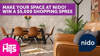 Win a $5,000 shopping spree with Nido!