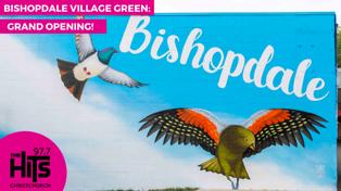 Bishopdale Village Green: Grand Opening!