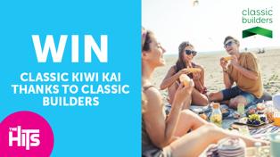 WIN CLASSIC KIWI KAI THANKS TO CLASSIC BUILDERS!
