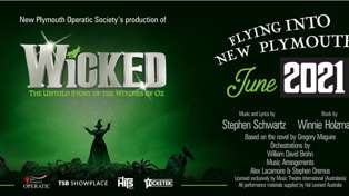 WICKED is coming to Taranaki!