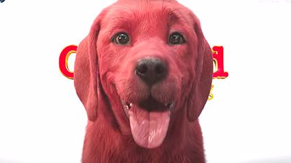Fans left absolutely horrified by first look at 'Clifford The Big Red Dog' movie