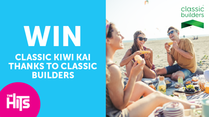 WIN CLASSIC KIWI KAI THANKS TO CLASSIC BUILDERS!