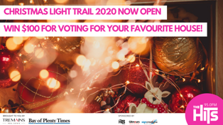 The Bay of Plenty Times Light Trail- Voting!