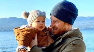 Prince Harry reveals how his son Archie has changed 'everything' for him