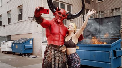 Ryan Reynolds and Taylor Swift team up for hilarious 'match made in hell' ad