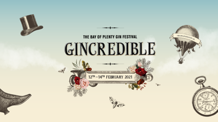 The Bay of Plenty Gin Festival - Gincredible