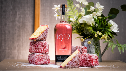 New Zealand Rasberry Lamington flavoured gin exists and we so want to try some