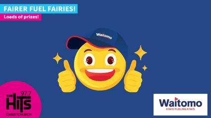 Waitomo Fairer Fuel Fairies!