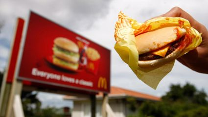 Survey shows 1 in 10 think getting McDonald's without your partner 'is as bad as cheating'