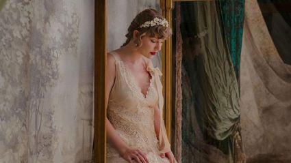 Taylor Swift's surprise album announcement sparks secret wedding rumours