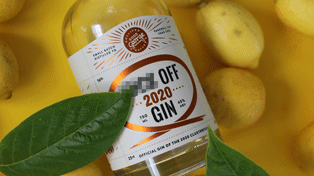 Kiwi company Good George made a 'F*** Off 2020' gin to celebrate the end of 2020
