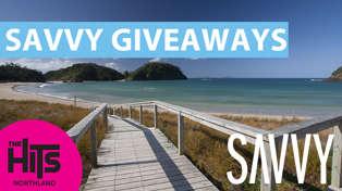 NORTHLAND: Savvy Magazine Giveaways