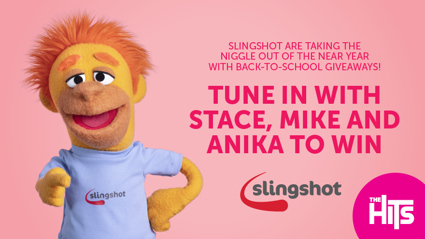 Win with Slingshot's Summer Shout