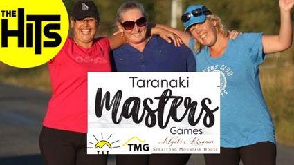 Win with the Taranaki Masters Games!