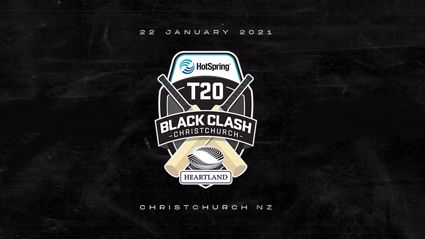 The Hot Springs Spa T20 Black Clash 2021