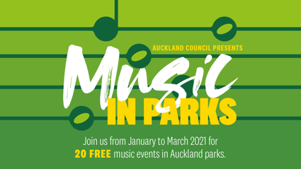 Music In Parks 2021