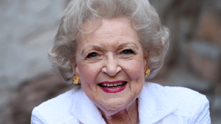 Betty White reveals her secret for a long life after celebrating 99th birthday