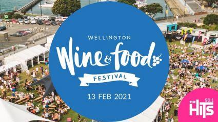 Wellington Wine & Food Festival! (R18)