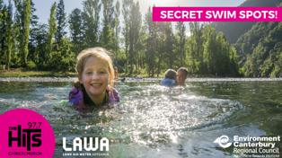 Secret Swim Spots!