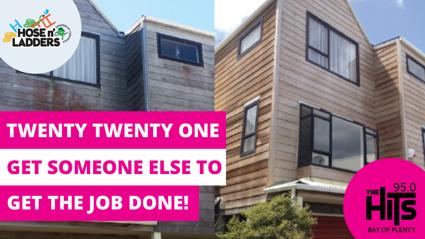 Twenty Twenty One, Get someone else to get the job done!