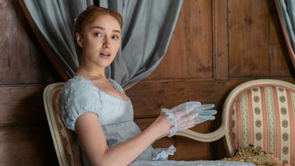 'Bridgerton' star Phoebe Dynevor reveals the sex scene that was hardest to shoot