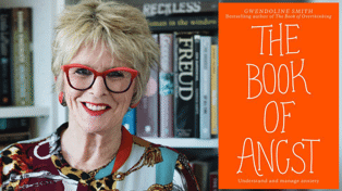Stace Mike and Anika talk all things anxiety with best-selling Kiwi author Gwendoline Smith