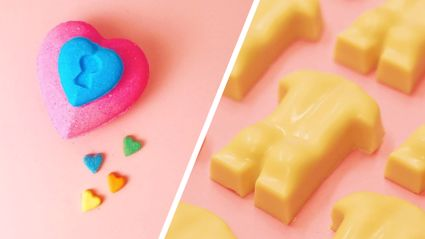 Lush's new range of love-filled bath bombs are here just in time for Valentine's Day