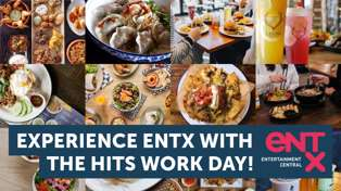 CHRISTCHURCH: Experience EntX with The Hits Work Day!