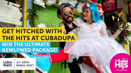 WIN A Wedding at CubaDupa!