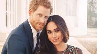 Prince Harry and Meghan announce they're expecting second baby in stunning pregnancy photo
