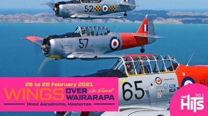 Wings Over Wairarapa 2021!