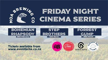 MOA Friday Night Cinema Series