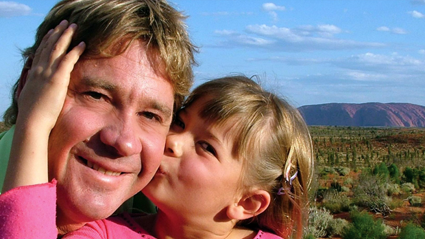 Pregnant Bindi Irwin reveals how her dad Steve inspired her baby's name
