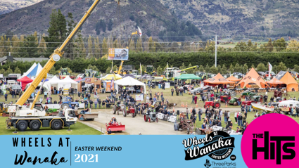 Wheels at Wanaka Easter Weekend: Listen and win!