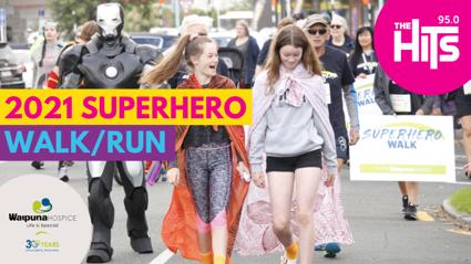 Waipuna Hospice Superhero Walk/Run