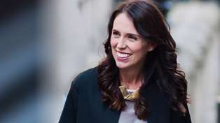 Prime Minister Jacinda Ardern talks looking after mental health with Jono and Ben