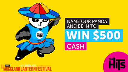 Auckland Lantern Festival: Name Our Panda And Win!