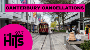 The Hits Canterbury Cancellations
