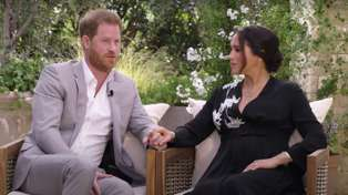 Watch the first sneak peek of Harry and Meghan's 'bombshell' interview with Oprah