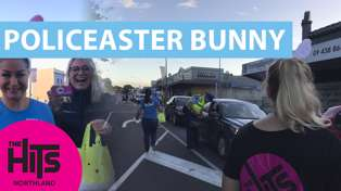 Policeaster Bunny 2021